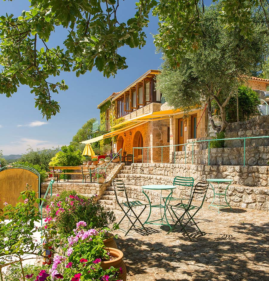bio hotel in mani - Biohotel Mani Sonnenlink