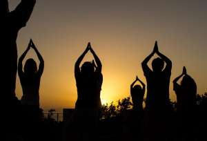 Yoga in Mani - Biohotel Mani Sonnenlink