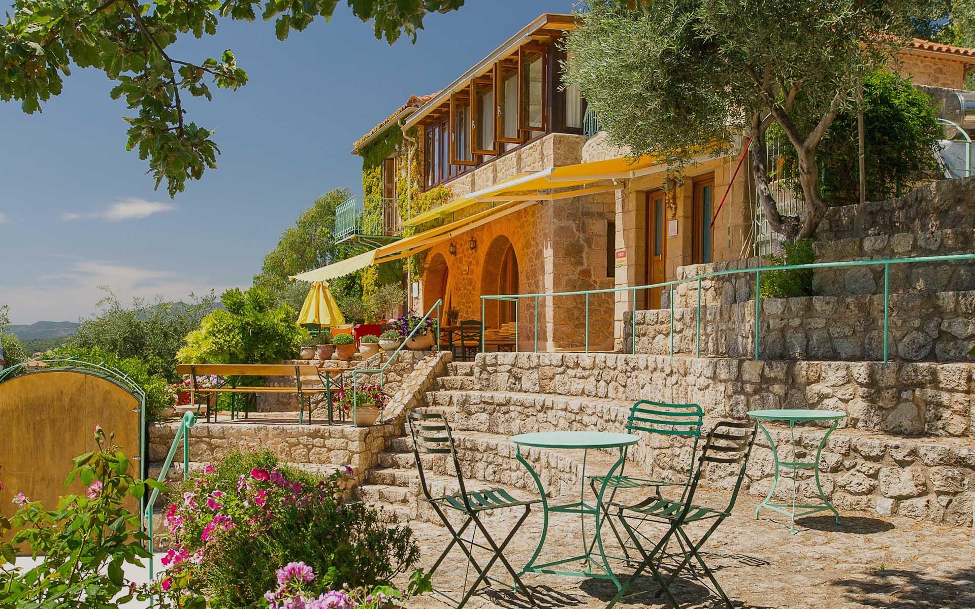 Hotels in Mani - Biohotel Mani Sonnenlink