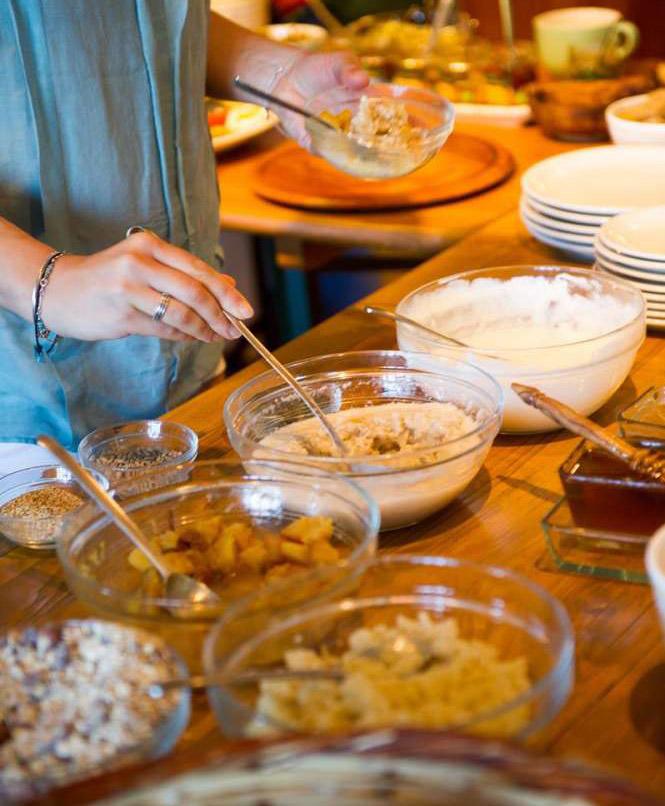 Traditional Cuisine in Mani - Biohotel Mani Sonnenlink